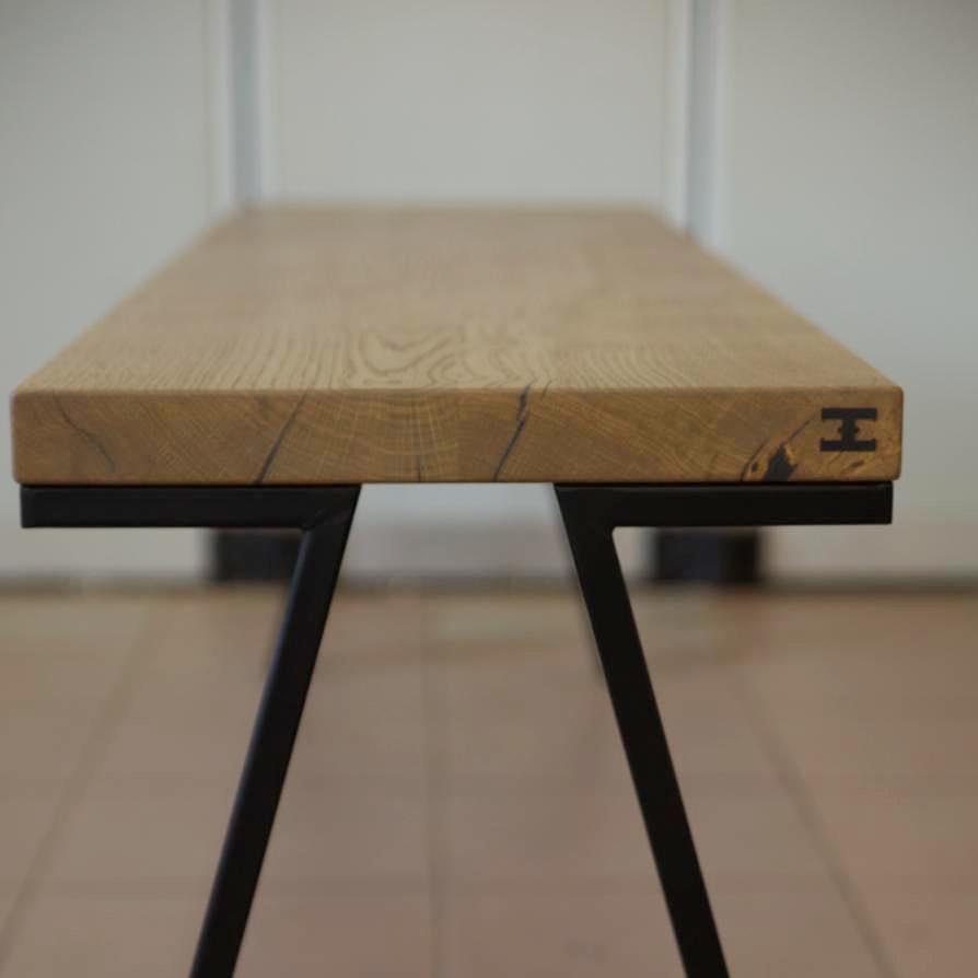 Massivholzmöbel Sitzbank